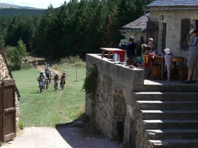maison location de vacances Mas Saint Chély